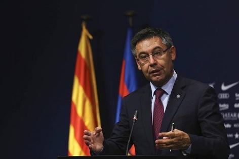 رئيس برشلونة: نحتاج لمسة إضافية للقب الأبطال