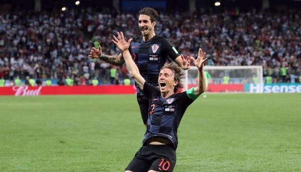 كرواتيا تضع أحلامها تحت السيطرة بعد قهر الأرجنتين