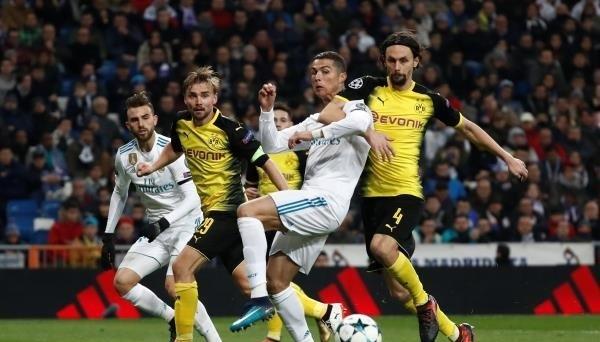 ريال مدريد يفلت من فخ دورتموند بانتصار مقلق في البرنابيو