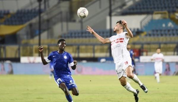 الزمالك يكرس عقدة سموحة في كأس مصر بلدغة زيزو