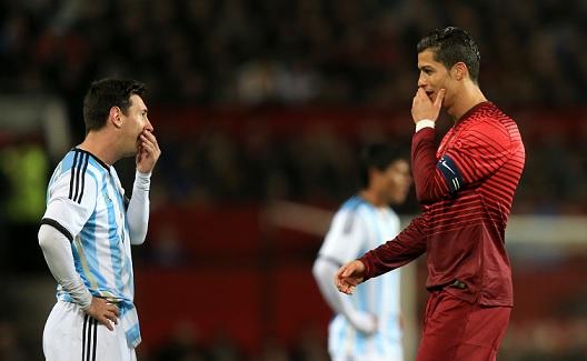 رونالدو: أنا الأفضل في التاريخ.. وميسي أعظم منافس
