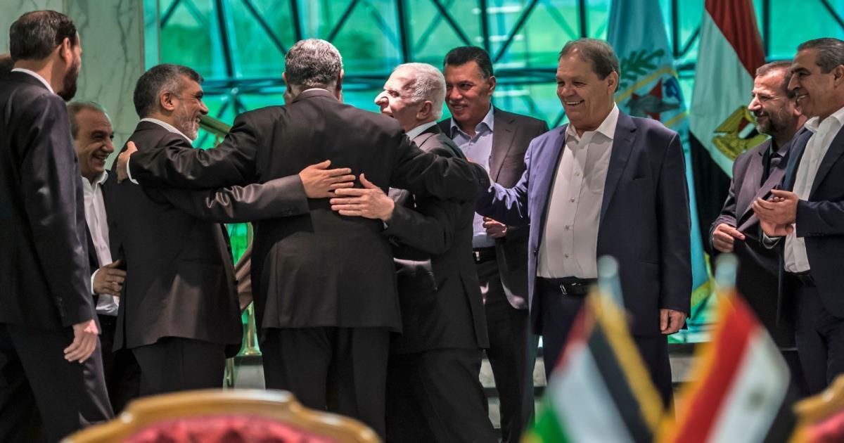 القاهرة تستأنف جهودها لإنقاذ المصالحة الفلسطينية المتعثرة