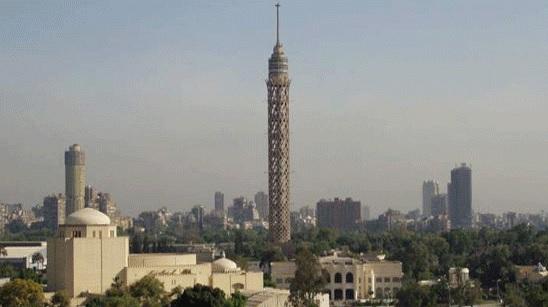 انتحار طالب جامعي من أعلى برج القاهرة