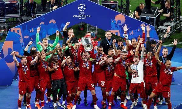 صلاح يقود ليفربول إلى المجد الأوروبي في مدريد