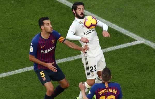 برشلونة يُزيد كبوات ريال مدريد بخماسية مُذلة
