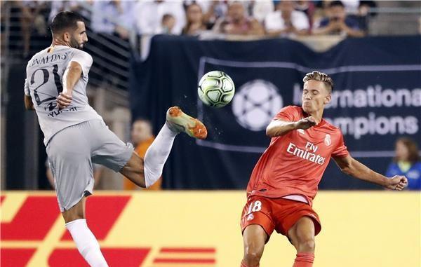 ريال مدريد يروض ذئاب روما في الكأس الدولية للأبطال