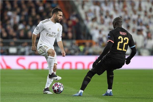 مانشستر سيتي يقهر ريال مدريد في 5 دقائق