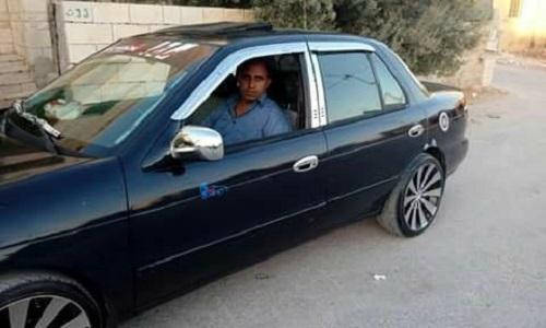سرقت سيارته في سحاب ...
