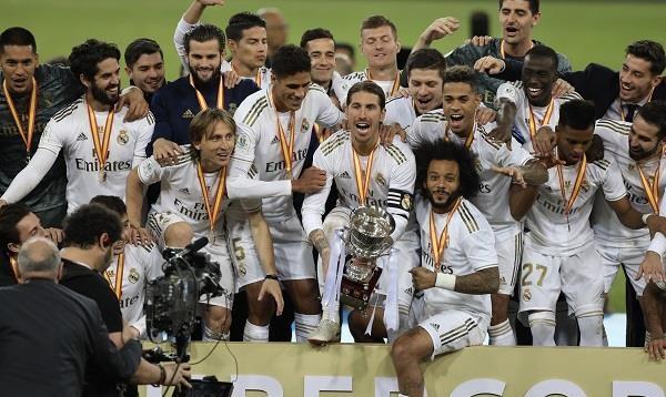 ريال مدريد يحسم ملحمة السوبر بركلات الترجيح