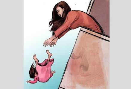 جريمة صادمة.. ربة منزل تقتل طفلتها وتنتحر في مصر