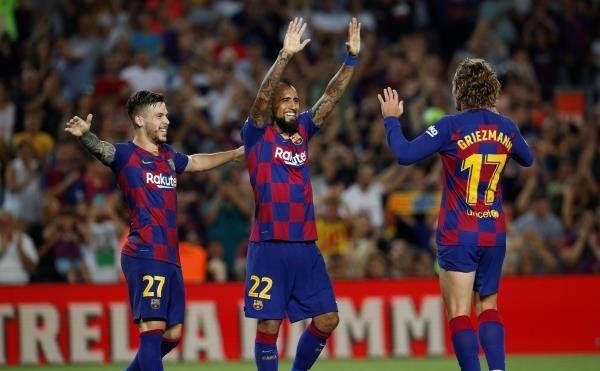 برشلونة يعلن الحرب على لاعبيه