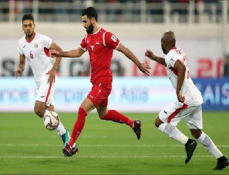 منتخب النشامى يفوز على نظيره السوري بهدف بهاء فيصل