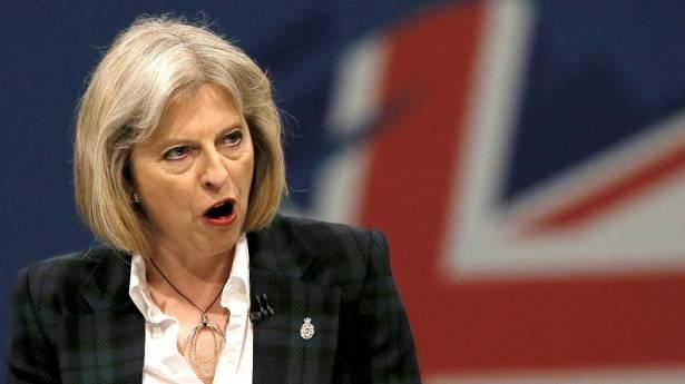 رئيسة الوزراء البريطانية لا تتفق مع قرار واشنطن الاعتراف بالقدس عاصمة لإسرائيل