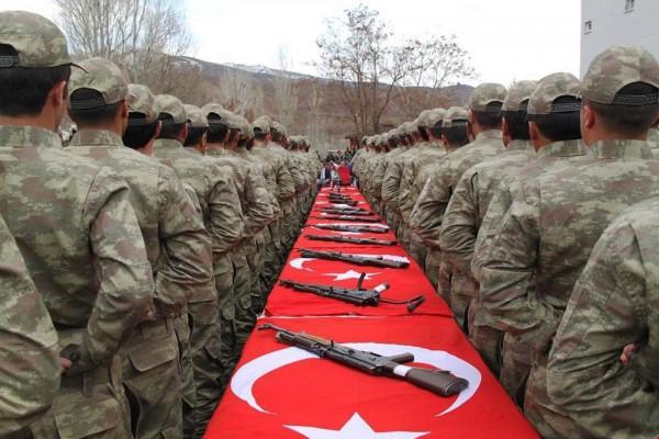 السلطات التركية تتستّر على مقتل جنودها بطريقة مريبة