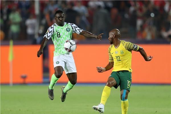 نيجيريا تغتال حلم الأولاد وتصعد لنصف نهائي الكان