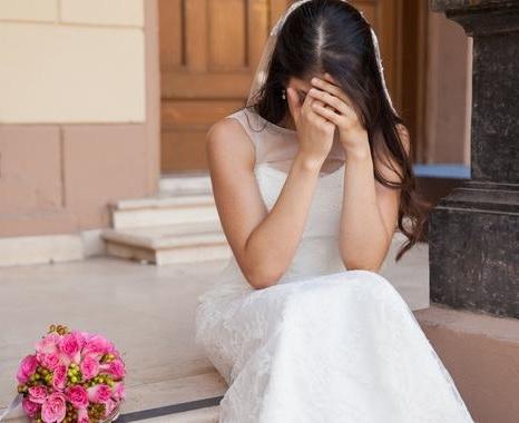 مصيبة سوف تحدث يوم زفافي .. ماذا أفعل ؟