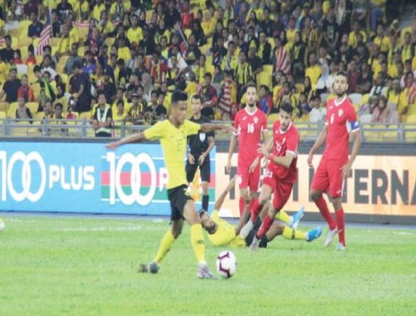 منتخبنا الوطني يكسب ماليزيا بهدف سعيد