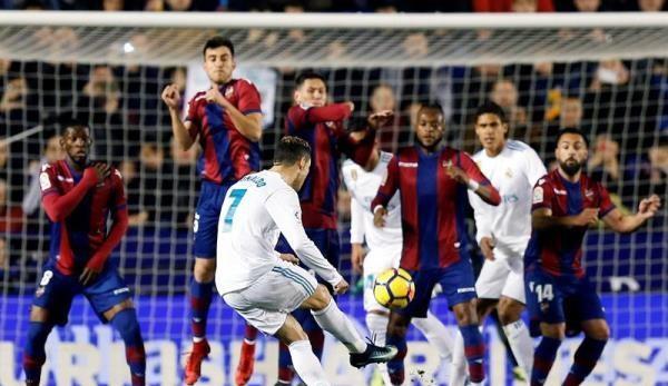 ريال مدريد يعاود التخبط في الليجا
