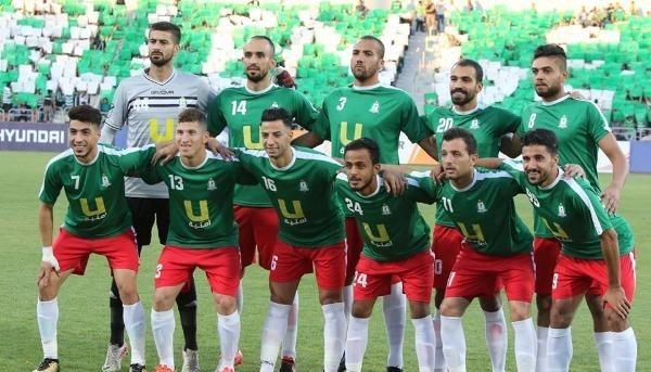 الوحدات يوافق على مواجهة سلوان الفلسطيني