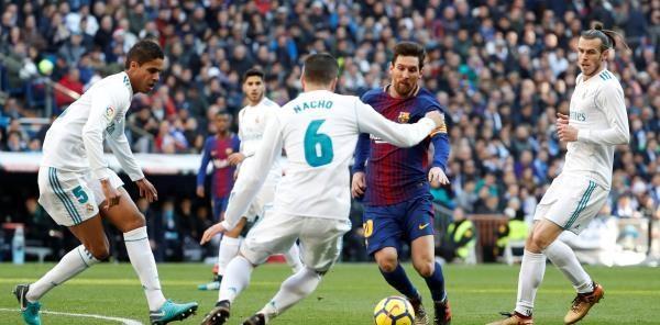برشلونة يسعى لتكرار هيمنته على ريال مدريد