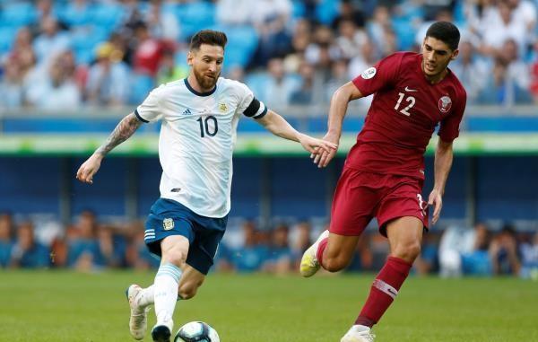 ثنائية الأرجنتين تبخر أحلام قطر في كوبا أمريكا
