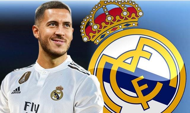 ريال مدريد يعلن رسميًا ضم هازارد