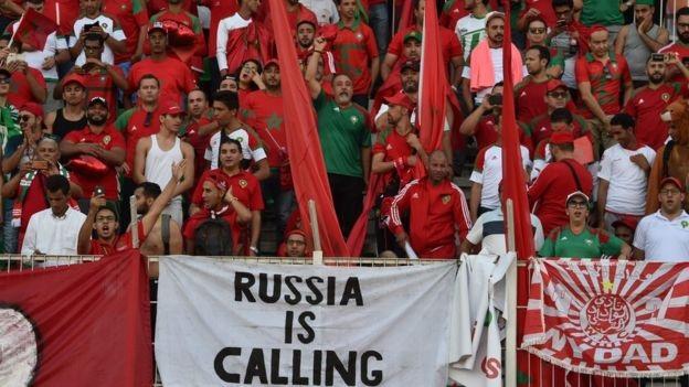 تأهل تونس والمغرب إلى نهائيات كأس العالم في روسيا 2018