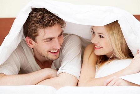 ممارسة العلاقة الحميمة مرتين الى 3 مرات فقط اسبوعياً في هذه الأوقات يؤدي للحمل