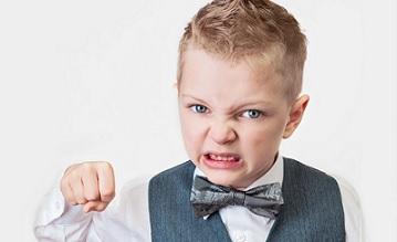 شو أعمل مع ابني العصبي ؟