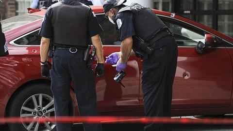 مقتل رضيع بإطلاق نار في شيكاغو