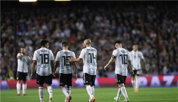 الأرجنتين تلغي مباراتها مع الكيان الصهيوني