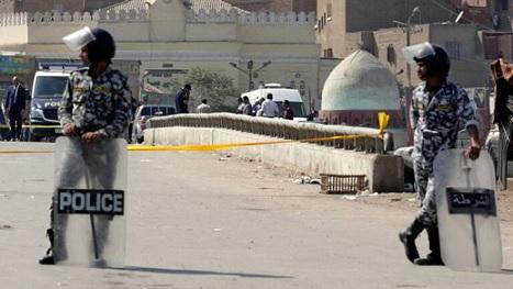مجهولون ينبشون قبر ممرضة مصرية ويحرقون جثتها