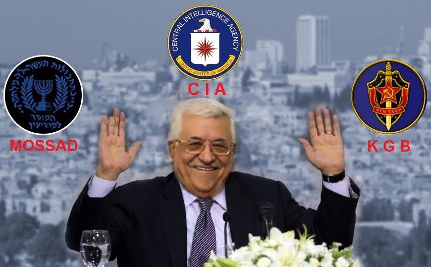 """كيه جي بي """"والرئيس عباس كروتوف"""" ... لا دخان بلا نار"""