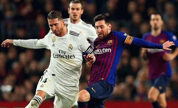 ريال مدريد وبرشلونة يتجنبان مقصلة الموسم الأخير