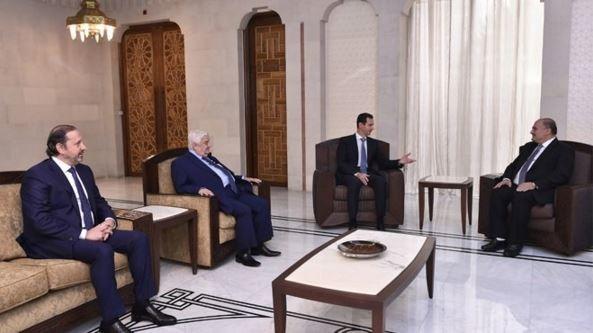 سوريا: الأسد يتسلم أوراق اعتماد سفير لبنان الجديد