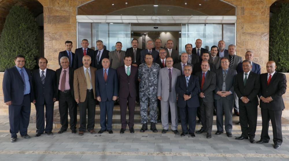 الوطنية للمتقاعدين: سنبقى جنوداً أوفياء للوطن ولقيادته الهاشمية