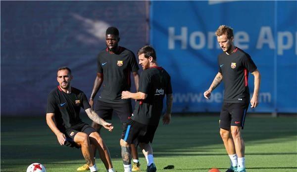 برشلونة يخسر لاعبًا جديدًا قبل موقعة يوفنتوس
