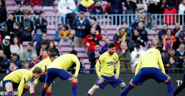 سر عدم ظهور حالات كورونا في برشلونة