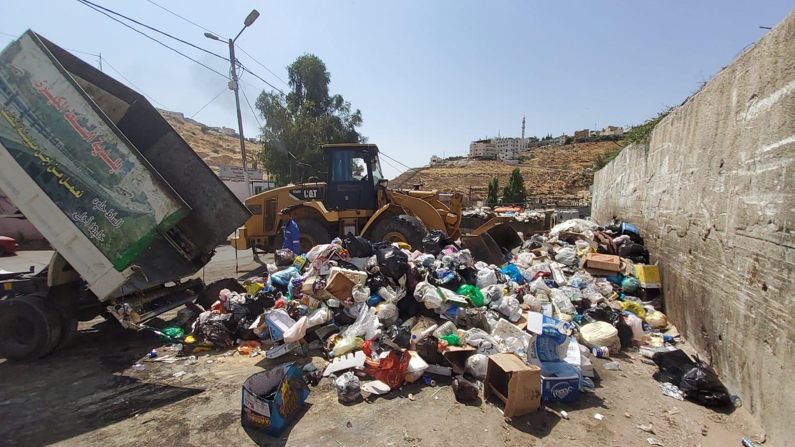 بلدية السلط تدعو تجار الأضاحي للمحافظة على النظافة