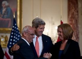 استئناف المفاوضات الفلسطينية الاسرائيلية اليوم برعاية امريكية