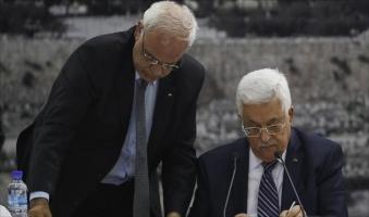 """عريقات لعباس: """"فلسطين مش مزرعة ابوك"""".. هذا وطن اكبر من الاشخاص"""