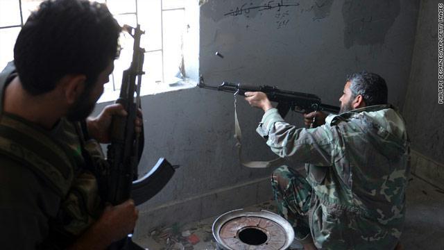 شيعة العراق يناصرون الأسد وسنته مع الثوار