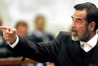 تفاصيل العملية التي جهزتها إسرائيل لاغتيال صدام