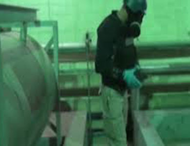 سوريا سلمت برنامجها لتدمير الاسلحة الكيميائية خلال المهل المحددة