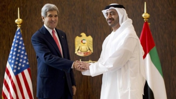 كيري: أميركا تدافع عن حلفائها ولن تقوض علاقتها بالعرب
