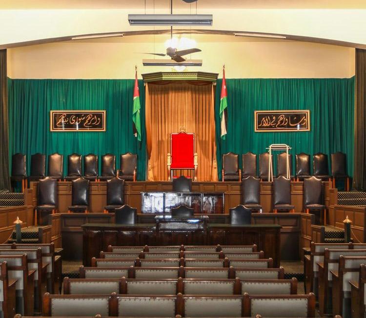 جلسة لمجلس الأمة في مبناه القديم غدا