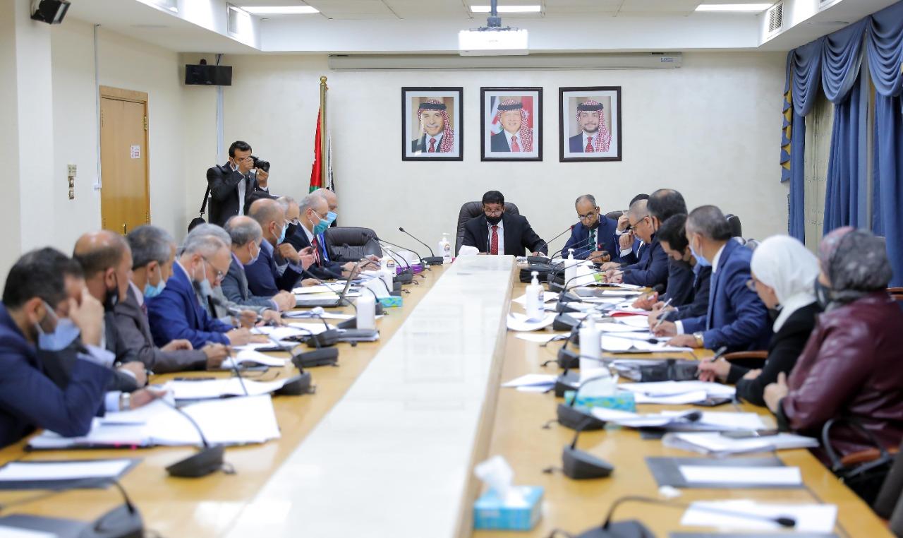 قانونية النواب تواصل مناقشة تنظيم مهنة المحاسبة