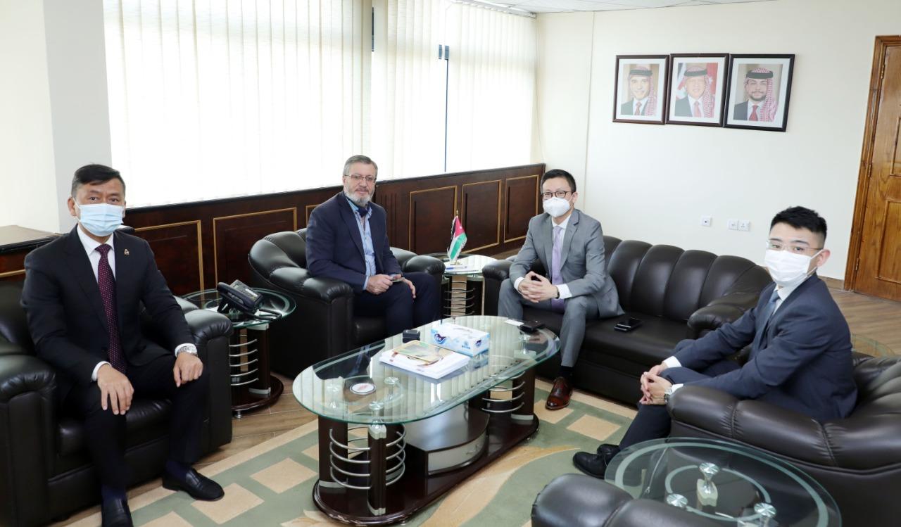 نائب رئيس هواوي: الشركة كثفت نشاطاتها لخدمة المجتمع الاردني