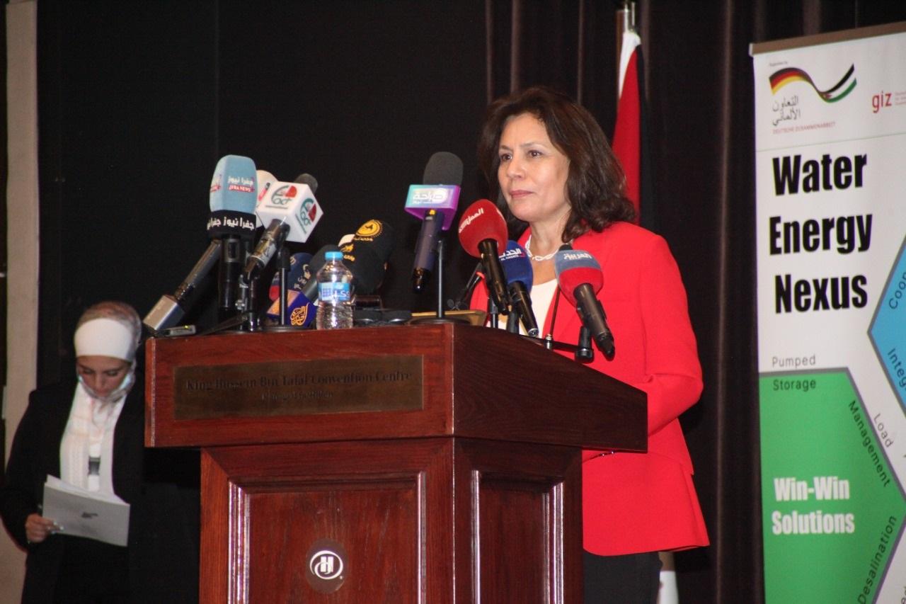 زواتي: الأردن ضمن أكثر الدول فقراً بالمياه ويعتمد على الطاقة المستوردة بنسبة 88%
