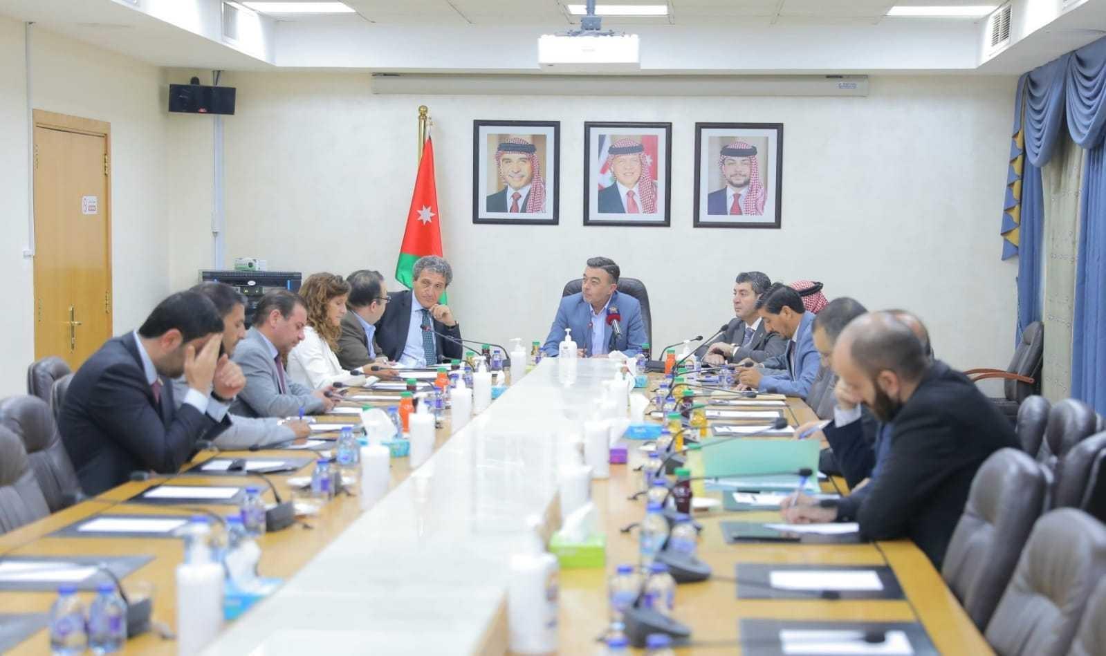 البرلمانية الأردنية الأوروبية تبحث والسفير الإيطالي تعزيز التعاون المشترك
